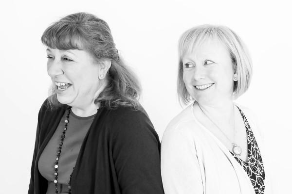 Nicola and Denise - The Guild of Cornish Celebrants
