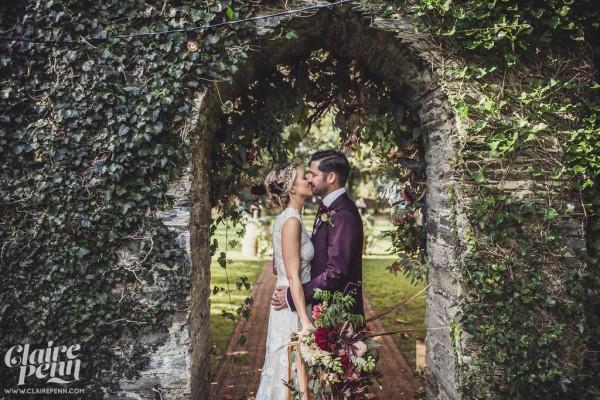 JESS&ASHWEDDING- Cornish Celebrants - Clare Penn Photography