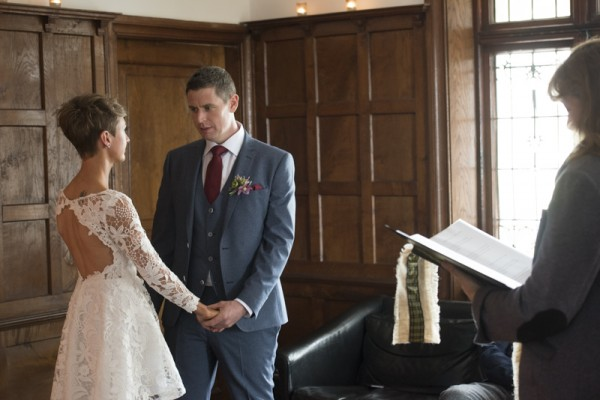 10 Top Tips for Your Wedding Vows - Cornish Celebrants. Adam Gibbard Photography